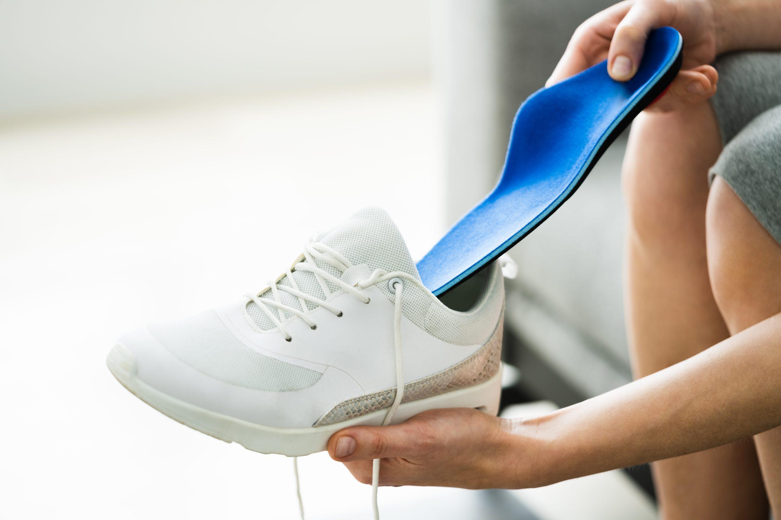Shoe,Sole,In,Footwear,For,Healthy,Foot,Arch